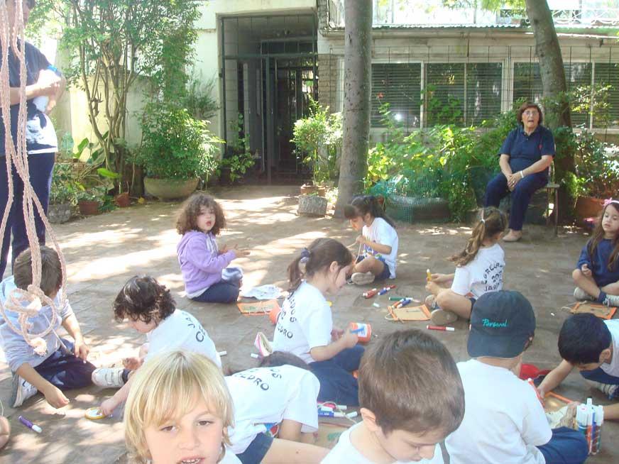 Jardin cedro educacion inicial san fernando for El jardin acordes